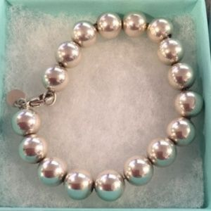 Jewelry - Coming Soon! Sterling Silver Beads Bracelet